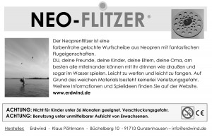 beipackzettel-NEO-Flitzer